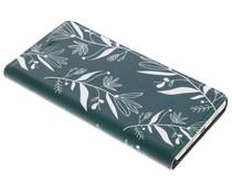 Botanic Bloem Design Booklet Huawei P8 Lite