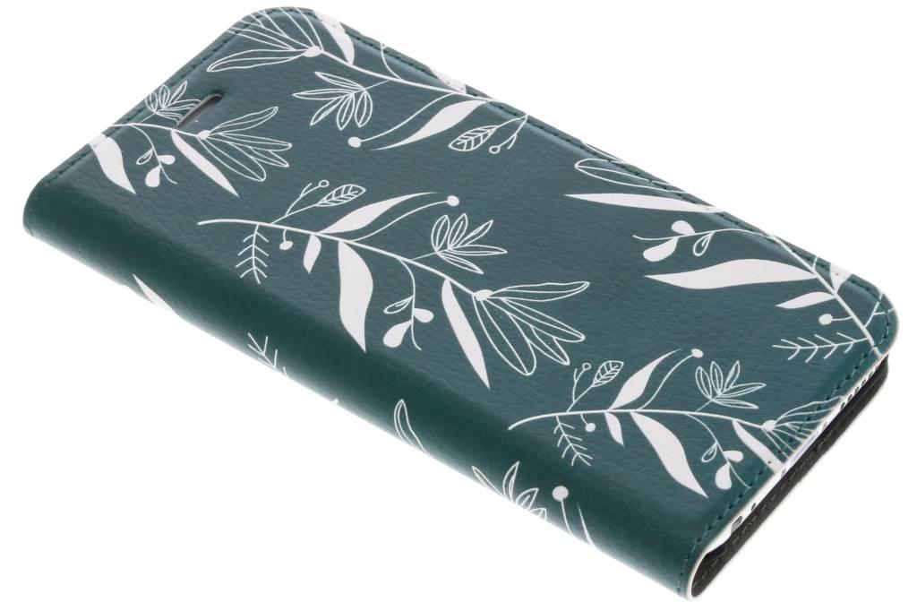 Botanic Bloem Design Booklet voor de iPhone 6 / 6s