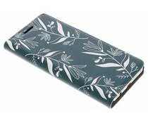 Botanic Bloem Design Booklet Samsung Galaxy A3 (2016)