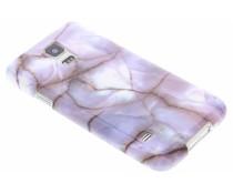Marmer siliconen hoesje Samsung Galaxy S5 (Plus) / Neo