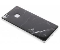 Marmer siliconen hoesje Huawei P9 Lite