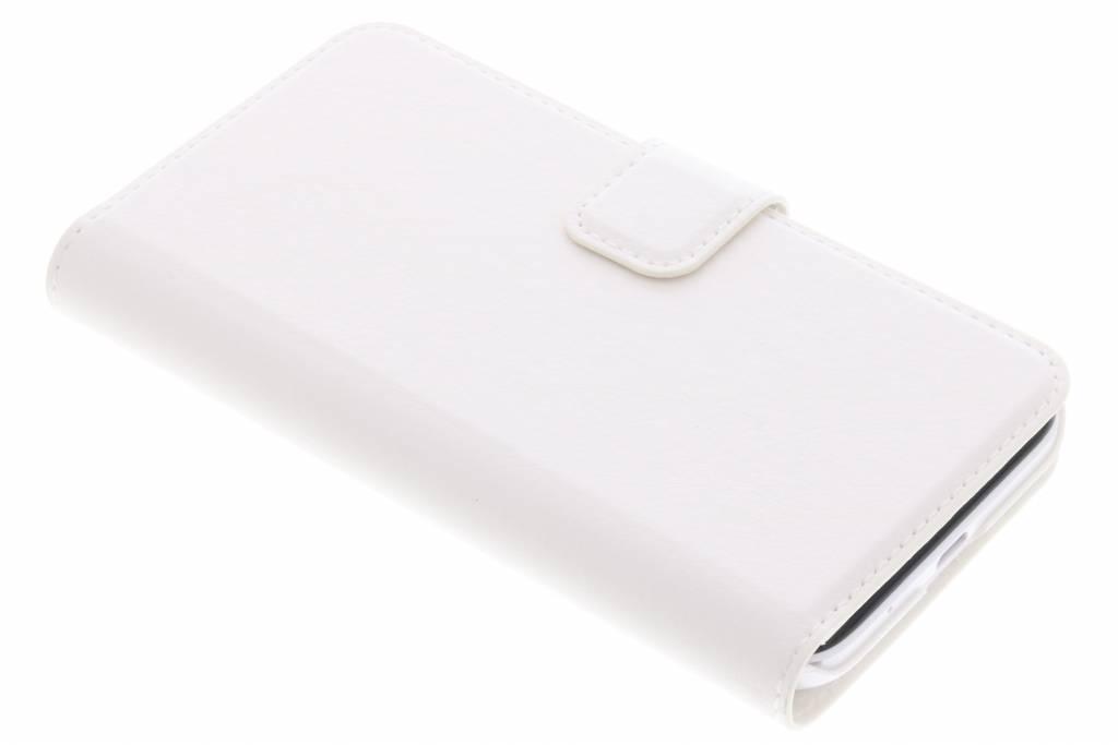 Be Hello Witte Wallet Case voor de Huawei Ascend Y550