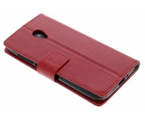Rood TPU Bookcase Alcatel U5 HD