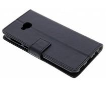 Zwart TPU Bookcase Asus ZenFone 4 Selfie Pro