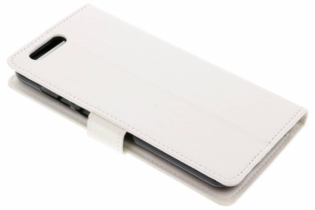 Brown Type De Livre Litchi Cas Pour Asus Zenfone 4 4M0ZgDCmkm