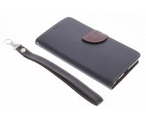 Blad design TPU booktype hoes Sony Xperia Z5 Premium