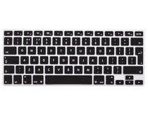Zwart CrystalGuard toetsenbord cover