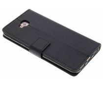 Zwart TPU Bookcase Asus ZenFone 4 Selfie