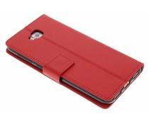 Rood TPU Bookcase Asus ZenFone 4 Selfie