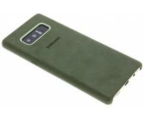 Samsung Khaki Alcantara Cover Galaxy Note 8