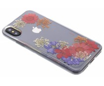 Flavr iPlate Real Flower Amelia iPhone X