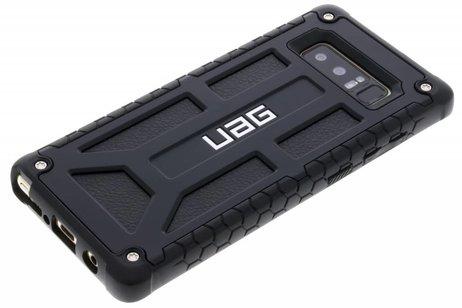 Brossé Boîtier En Tpu Noir Pour Samsung Galaxy Note 8 RgAuhn