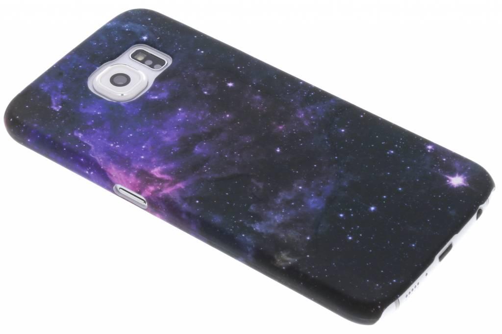 Cosmos design hardcase hoesje voor de Samsung Galaxy S6