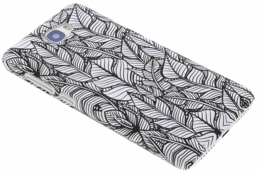 Feathers design hardcase hoesje voor de Huawei Y5 2 / Y6 2 Compact