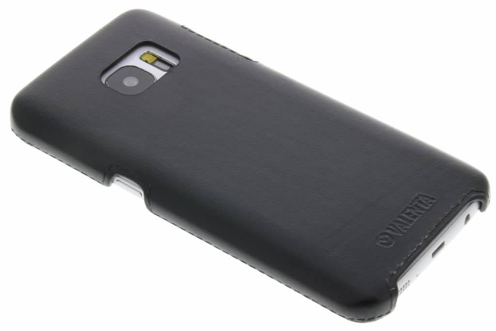 Valenta Back Cover Classic voor de Samsung Galaxy S7 - Zwart