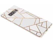 Design TPU hoesje Samsung Galaxy Note 8