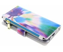 Design luxe portemonnee hoes Samsung Galaxy J3 (2017)