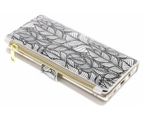 Design luxe portemonnee hoes Samsung Galaxy Note 8