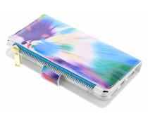 Design luxe portemonnee hoes iPhone 8 / 7 / 6s / 6