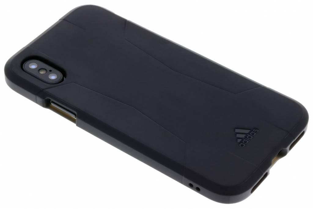 adidas Sports Zwarte Agravic Case voor de iPhone X