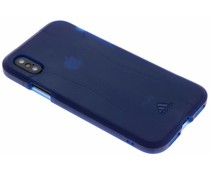 adidas Sports Blauw Agravic Case iPhone Xs / X