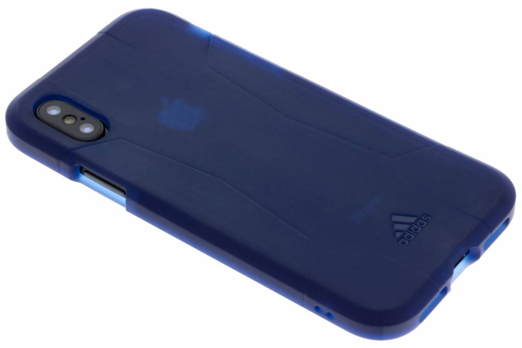 adidas Sports Blauwe Agravic Case voor de iPhone X