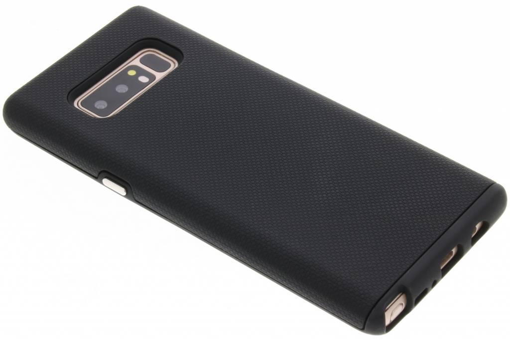 Accezz Zwarte Xtreme Cover voor de Samsung Galaxy Note 8