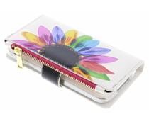 Design luxe portemonnee hoes Galaxy S5 (Plus) / Neo