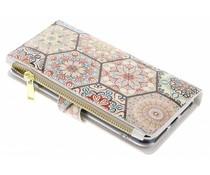Design luxe portemonnee hoes iPhone 8 Plus / 7 Plus