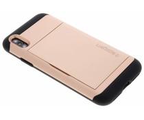 Spigen Rosé goud Slim Armor CS Case iPhone X