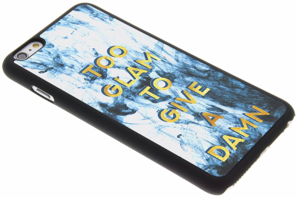 Quote design hardcase hoesje voor de iPhone 6(s) Plus