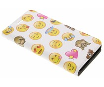 Emoji Design Booklet Samsung Galaxy Xcover 4