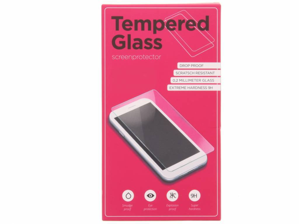 Gehard glas screenprotector Motorola Moto Z2 Force