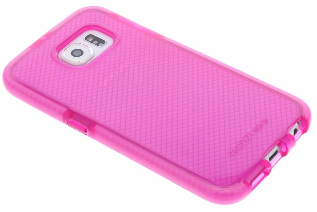 Roze Evo Check voor de Samsung Galaxy S6