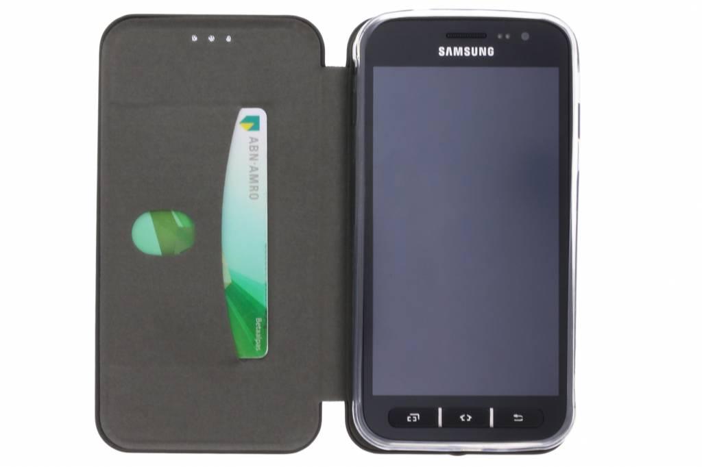 Housse Portefeuille Noir Mince Pour Le Samsung Galaxy S4 MaGZT1X4D