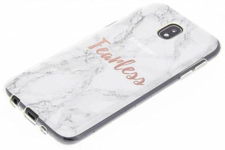 Designa Marbre Cas De Tpu Pour Samsung Galaxy J5 Bem84PKb