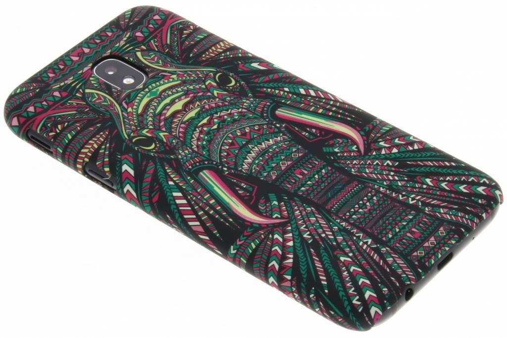 Olifant aztec animal design hardcase hoesje voor de Samsung Galaxy J5 (2017)