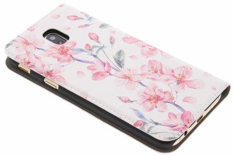 Livret Design Fleur Pour Samsung Galaxy J7 (2017) Yf4FdEz