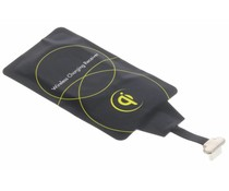 Qi Wireless Charging Receiver met USB-C aansluiting