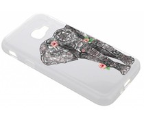 Dieren design TPU hoesje Samsung Galaxy Xcover 4