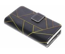 Design TPU portemonnee Samsung Galaxy A3 (2017)