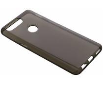 Grijs transparant gel case OnePlus 5T