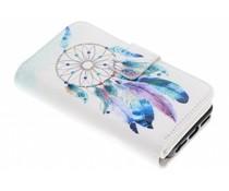 Design TPU portemonnee iPhone 5 / 5s / SE