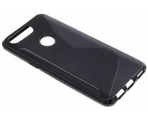 Zwart S-line TPU hoesje OnePlus 5T