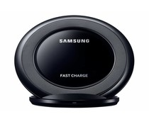 Samsung Wireless Fast Charger Stand - Zwart