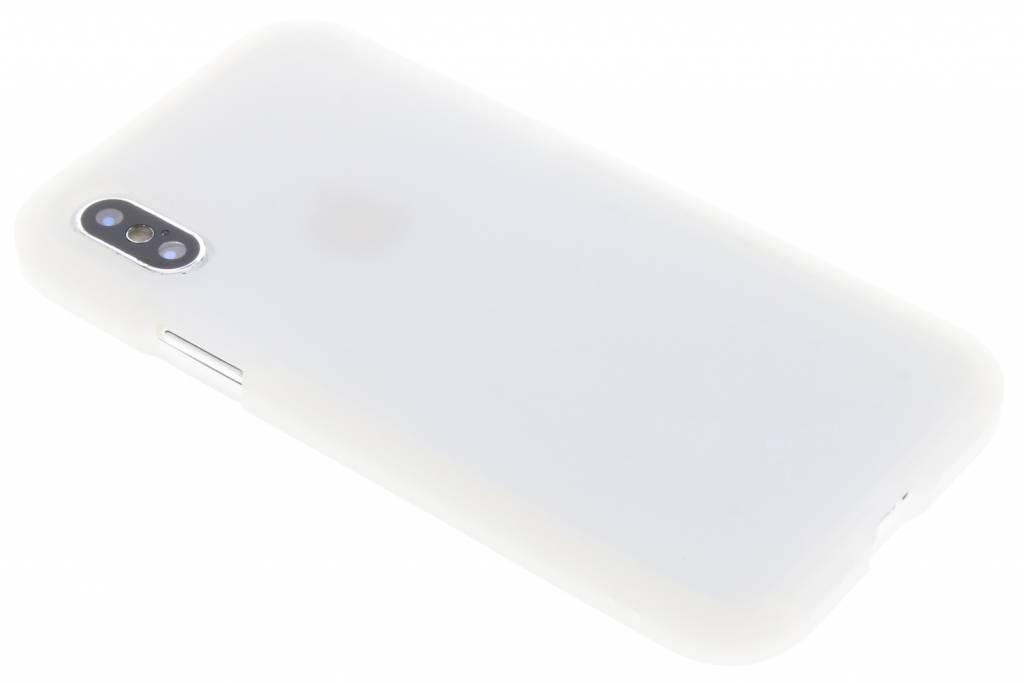 adidas Sports Witte Agravic Case voor de iPhone X