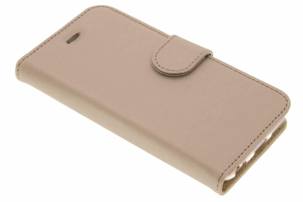 Accezz Wallet TPU Booklet voor de iPhone 6 / 6s - Goud