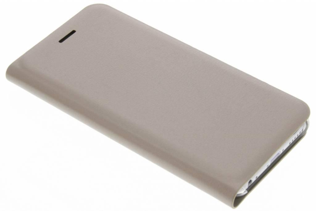 Gouden luxe slim booktype hoes voor de iPhone 6 / 6s