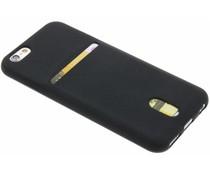 TPU siliconen card case iPhone 6 / 6s