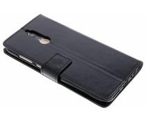 Zwart TPU Bookcase Huawei Mate 10 Lite